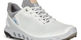 Biom Cool Pro golf shoe from the side