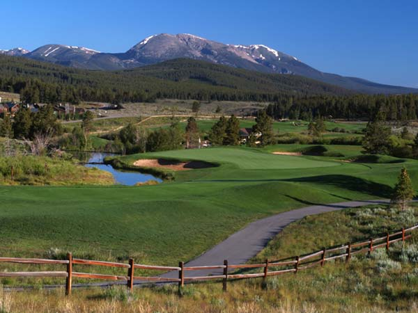 Jack Nicklaus-Designed Breckenridge Golf Club