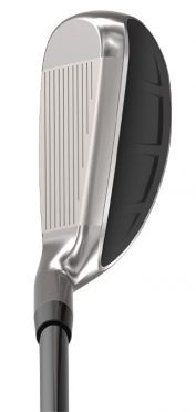 The top line of the new Cleveland Launcher Turbo HB iron