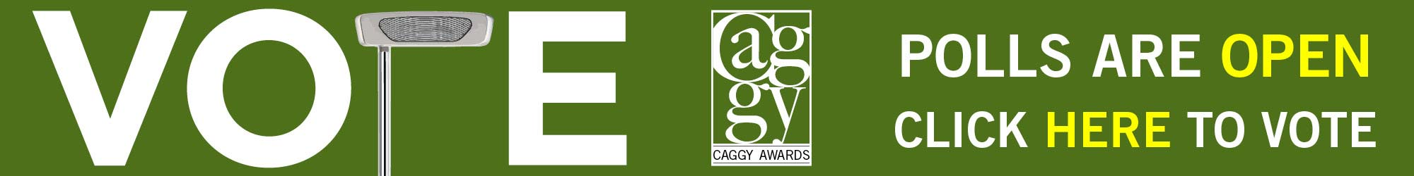 Vote in the 2020 CAGGYs Now!