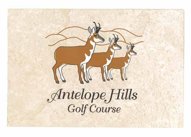 Old Antelope Hills Golf Course scorecard