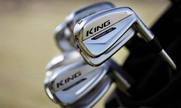 Cobra KING Forged Tec Iron