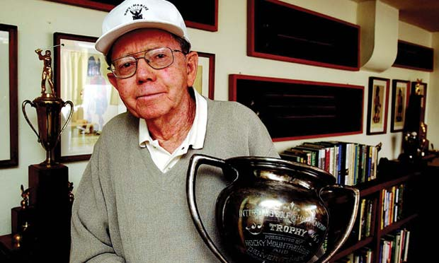 Colorado Golf Hall of Famer Dan Hogan
