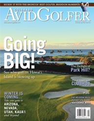 Fall 2019 Colorado AvidGolfer Magazine