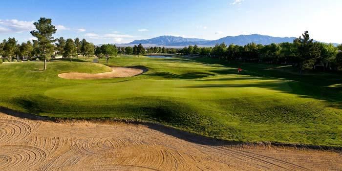 Golf Sumemerlin outside of Las Vegas