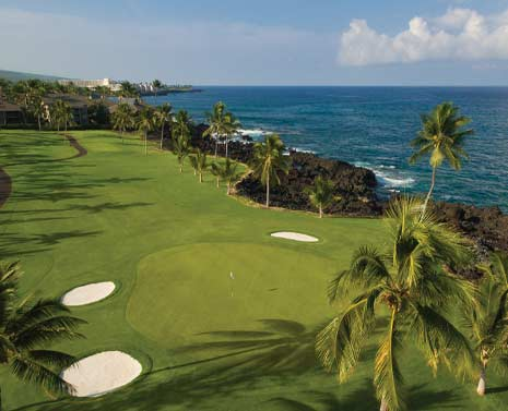 Kona Country Club on Hawai'i Island