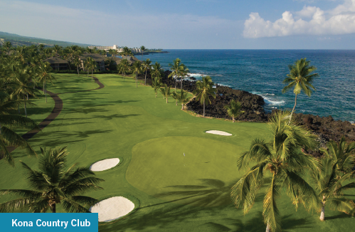 Kona Country Club in Hawai'i