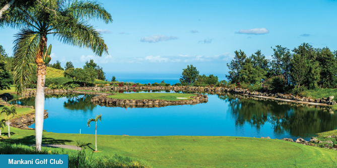 Makani Golf Club in Hawai'i