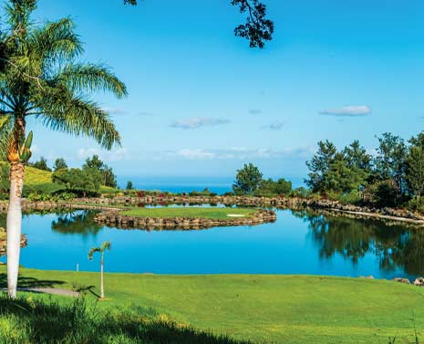 Makani Golf Course on Hawai'i Island