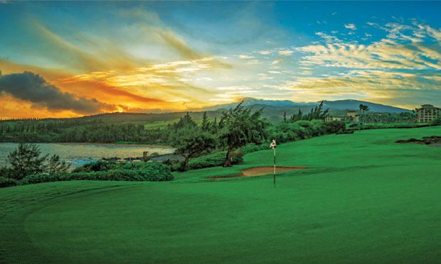 Kapalua Bay Course, Maui