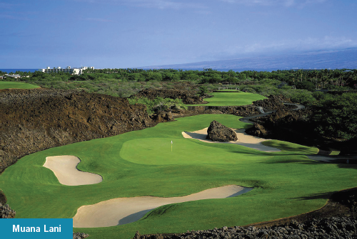 Mauna Lani Golf in Hawai'i