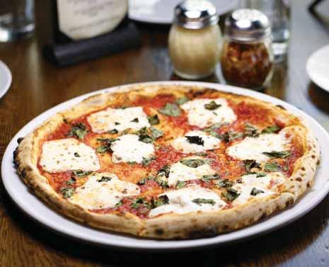 Pizzeria Republica pizza