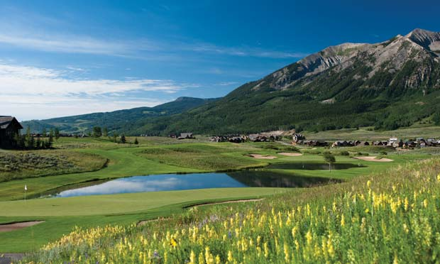 The Club at Crested Butte, Colorado