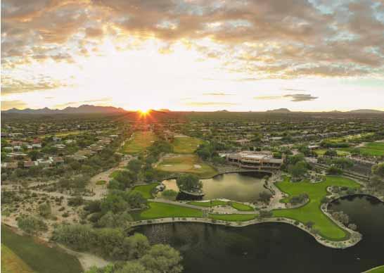 Golf at Tonto Verde in Arizona