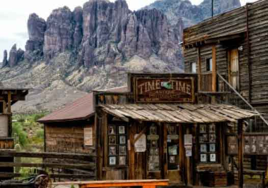 Sites to see near Tonto Verde