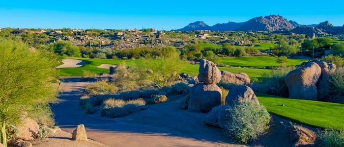 Troon North's Monument Course