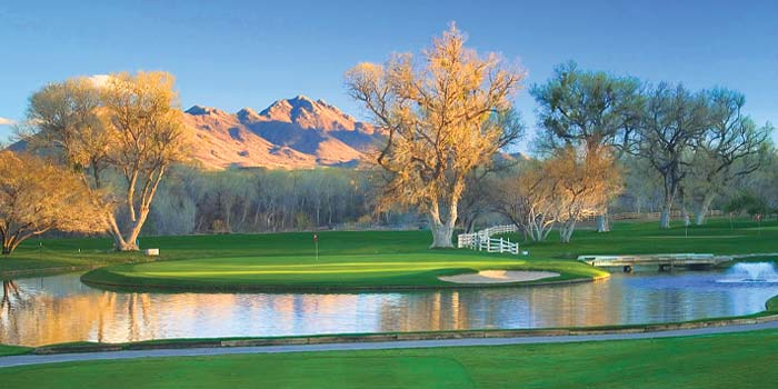 Tubac Golf Resort & Spa in Tucson, Arizona