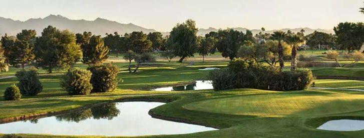 Wigwam Resort Golf Course outside of Phoenix, Arizona