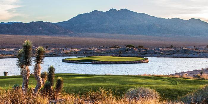 The Wolf Course at Las Vegas Paiute