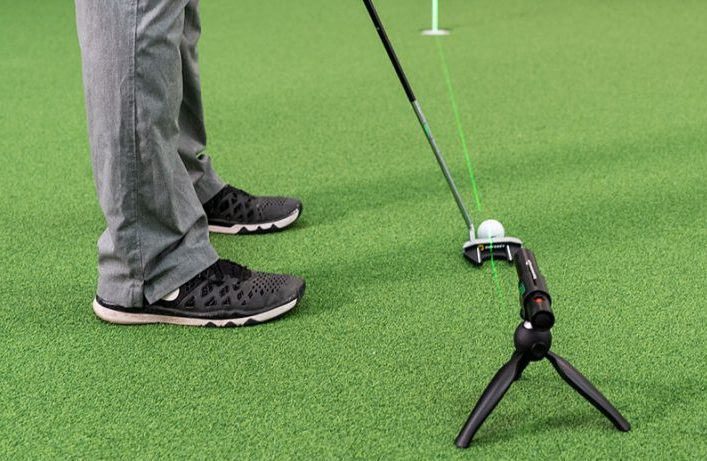 A tool used to help you find your perfect putting stroke
