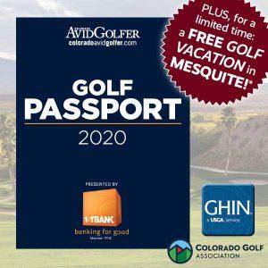 2020 Golf Passport Plus