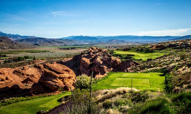 Sand Hollow's Championship Course - Par 3