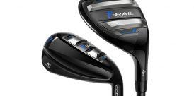 Cobra Golf T-Rail Iron-Hybrid Golf Set