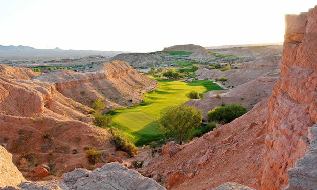 Palmer Course at Oasis Golf Club in Mesquite, Nevada