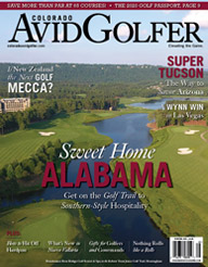 Winter 2019 Colorado AvidGolfer Magazine