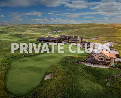 Ballyneal Golf & Hunt Club in Holyoak, Colorado