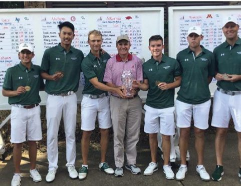 Colorado State Men's Golf Team