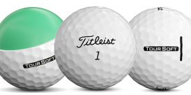 Titleist's new Tour Soft from all angles
