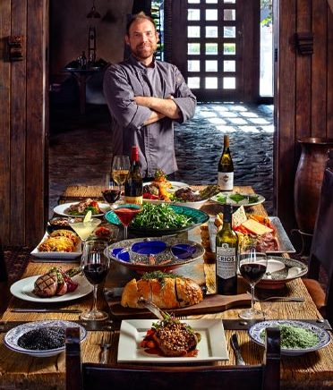 Cuisine at Tubac Golf Resort & Spa