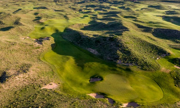 Ballyneal Golf & Hunt Club in Holyoak, Colorado. Winner of the best Northeast Club 2020 CAGGY Award.