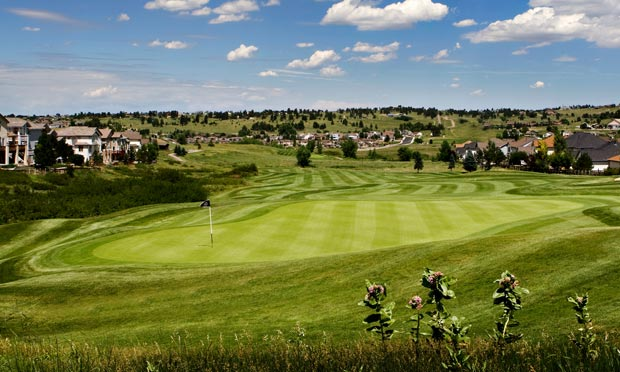 Black Bear Golf Club in Parker, Colorado. Winner of the 2020 CAGGY Award for Best Value.