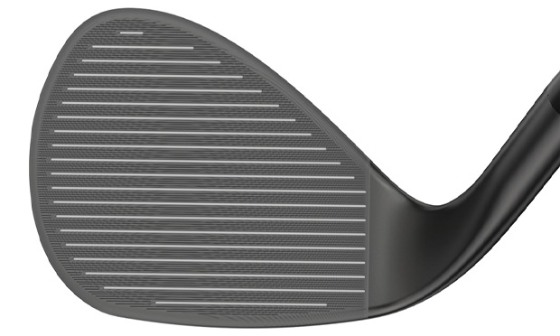 the face of the Cleveland CBX Wedge