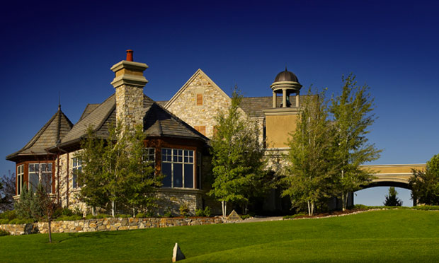 Cherry Creek Country Club in Denver, Colorado.
