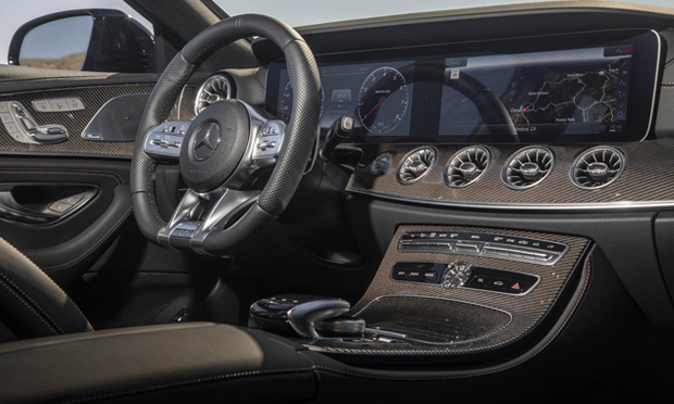 2019 Mercedes CLS53 Interior