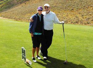 Lynn and Mark Cramer