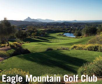 Eagle Mountain Golf Club in Fountain Hills, Arizona