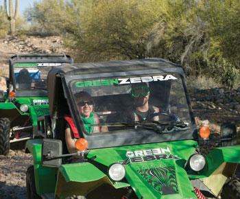 Fort McDowell Adventure-goers
