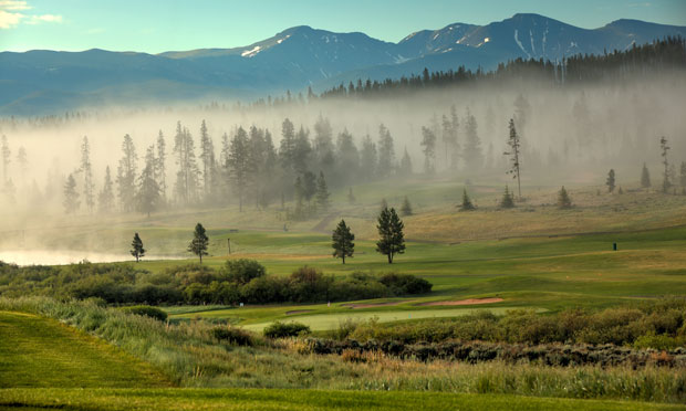 Pole Creek Golf Club in Tabernash, Colorado. Winner of the 2020 CAGGY Award for Best Mountain Course.
