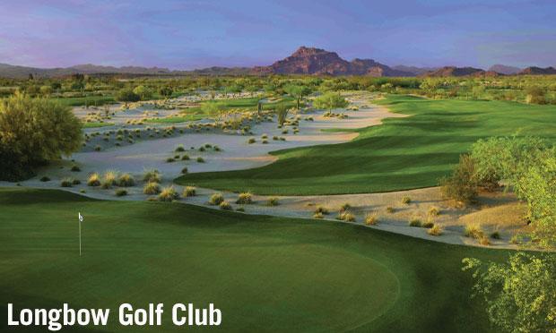Longbow Golf Club in Mesa, Arizona