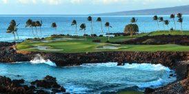 Mauna Lani's 15th hole