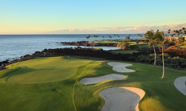 Mauna Lani South Course No. 13