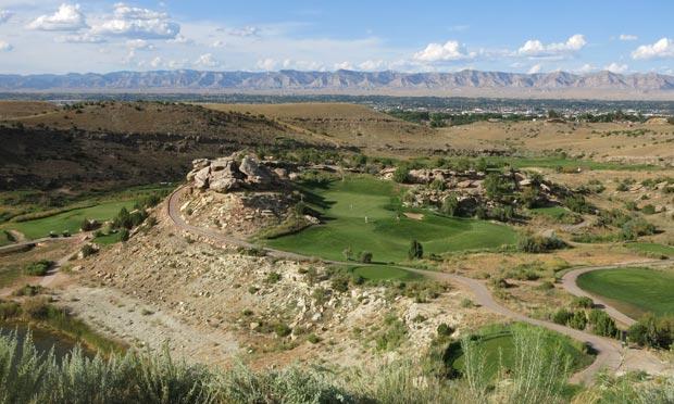 Redlands Mesa Golf Course in Grand Junction, Colorado