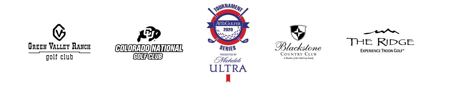 Tournament Series logo bar