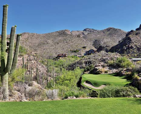 The Lodge at Ventana Canyon is Tucson, Arizona