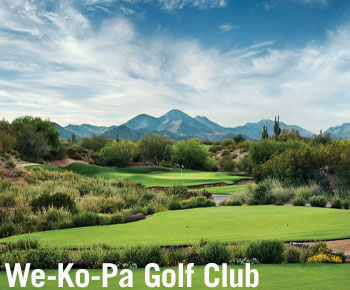 We-Ko-Pa Golf Club is a great place to play during Spring Training