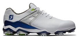 FootJoy Tour X white and blue
